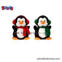 Buy cheap Plush Penguin Toy as Promotional Christmas Toy Gift product