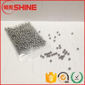 Buy cheap a bola de aço carbono contínua 1010 1015 1018 bolas de aço 5mm diminutas de 0.5mm perla esferas da fábrica de China product