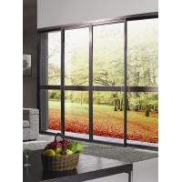 Buy cheap CY-LG102A Interior Aluminum Patio Sliding Doors, Durable Glass Bypass Sliding Door Factory For Bedroom product