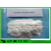 Buy cheap 99% Raw Prohormones Steroids Epinephrine Hydrogen Tartrate CAS 51-42-3 product