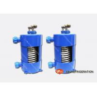 Buy cheap Titanium Shell And Tube Refrigeration Heat Exchanger For Aquarium Chiller product