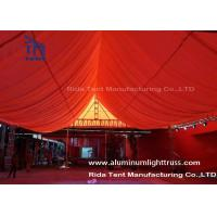 Buy cheap Aluminum Outdoor Concert Truss Stage / Heavy Duty Square Truss System product