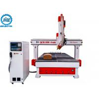 Buy cheap 4 Axis 3d Wood Sculpture CNC Wood Router Machine 1530 with Automatic Tool Changer product