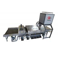 Buy cheap PLC Glass Washer And Drying Machine With Energy Saving Switch product