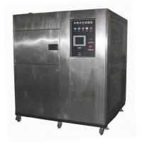 China Electronic Lab Test Equipment Fast Change Temperature Cold Thermal Shock Test Chamber Environmental Chamber on sale