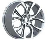 China  BMW Staggered 20 Inch Alloy Wheels Full painted H - PCD 5X120  for sale