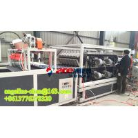 Buy cheap plastic PVC+ASA two layer light weight colony roof tile/roofing sheet production line product