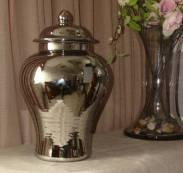 Buy cheap silvering porcelain general jar product
