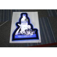 Buy cheap Fashion Shape Acrlic Light Boxes With Customer's Design product