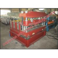 Buy cheap Trapezoidal Profile Roof Sheet Curving Machine With Mitsubishi PLC Controller product
