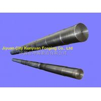 Buy cheap Diameter 200 - 800mm, Custom Alloy Steel Metallurgy Long Shaft Steel Forging Weight < 10 Tons product