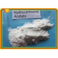 Buy cheap HOT Hydrocortisone Acetate CAS: 50-23-7 Assay: 99% high quaity in stock product