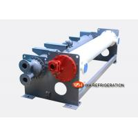 Quality Liquid / Stainless Steel / Titanium Heat Exchanger Shell And Tube Design Strong Adaptability for sale