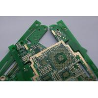 Buy cheap Green Solder Mask PCB 1 - 14 Layer High TG Multilayer Printed Circuit Board 0.5 - 6oz product