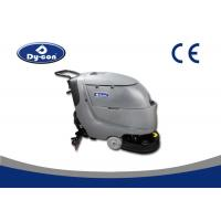 China Commercial Compact Floor Scrubber Cleaning Machine Electric Wired Heavy Duty on sale