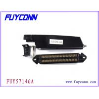 Buy cheap 50P 25 Pairs TYCO Female Receptacle Centronic Connector RJ21 Crimping IDC Type from wholesalers
