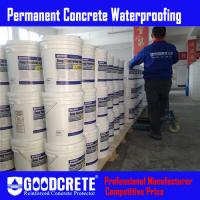 Buy cheap Permanent Concrete Waterproofing, Deep Penetrating Sealer, Competitive Price from wholesalers