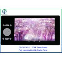 Buy cheap Projected Capacitive 7'' Industrial Touch Screen For Monitor GFF Structure product