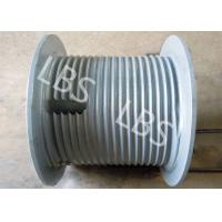 Buy cheap Alloy Steel Lebus Grooved Drum For Oil Drilling Rig Capstan product
