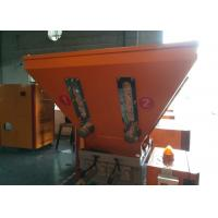Plastic Resin Gravimetric Mixer Machine 50 KG Weight Scale For Extruder