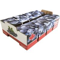 Buy cheap Tomato Fruit Carton Box Vegetable Packaging Box Easy Operation For Farm product