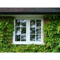 Buy cheap Casement window,grill design,double glazing,window frames in white color product