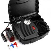 Buy cheap Dc 12v Portable Air Compressor Black Color 250psi Customized With Watch product