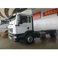 Buy cheap Light Weight Prime Mover Truck 10 Wheels Tractor Head Trucks Easy Maintenance from wholesalers