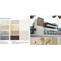 Buy cheap 600*300mm Modern Eco-Friendly Anti dropping Clay cladding materials Flexible travertine tile brick product