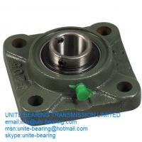 Pillow block bearing UCF207,UCF 208, UCF209,four bolt flange type bearing unit UCF SERIES for agriculture machine