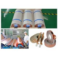 Buy cheap High Coarse ED Copper Foil Special Coefficient Resistance 99.95% Purity product