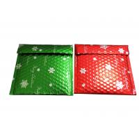 China Colorful Metallic Bubble Mailers Glamour Bubble Mailer for Gift Packing on sale