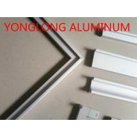 Buy cheap Smooth And Delicate Bright Aluminium Kitchen Profile Strong Wear Resistance product