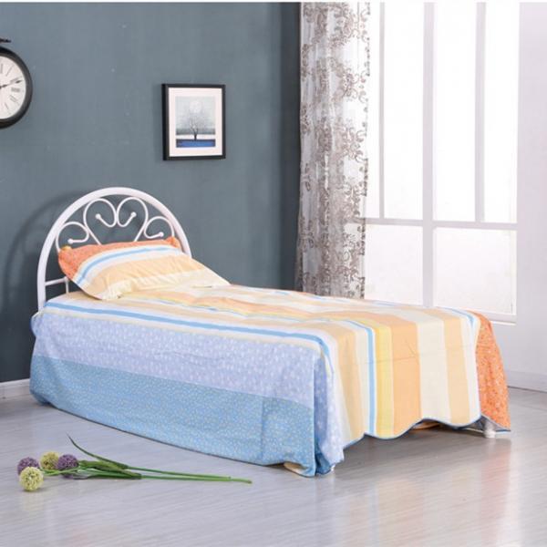China White Single Folding Bed Folding Beds For Adult B234