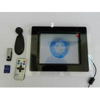 Transparent Acrylic POP LCD Display 8 Inch With LED Balcklight  , 800*480 Resolution