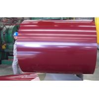 China Custom Printed Ppgi Prepainted Galvanized Steel Coils For Vehicles / Ships wholesale