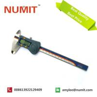 """Buy cheap 0-300MM/12"""" Waterproof Electronic Digital Caliper With Battery 3V product"""
