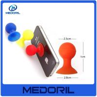 China Factory hot sell silicone cell phone stand holder/mobile phone sucker holder on sale