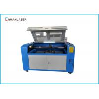 Buy cheap Rug Carpet Textile CNC Laser Engraving Equipment 60w With Motorized Platform from wholesalers