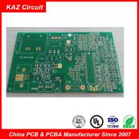 Buy cheap 4 Layers Industrial PCB For Photobooth Double Sided FR-4 ENIG Immersion Gold product