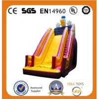 Buy cheap Hot Sale high quality commerical climb and slide inflatable in China product