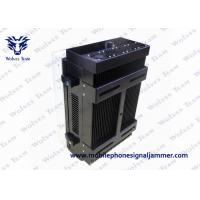 Buy cheap Powerful 200W Prison Jammer WiFi Bluetooth With Directional Panel Antennas product