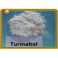 Buy cheap Turinabol 4-Chlordehydromethyltestosterone 2446-23-3 For Bodybuilding 99% Purity product