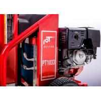 Buy cheap Heavy Duty Hydraulic Driven Piston Pump Sprayer For White Cement from wholesalers
