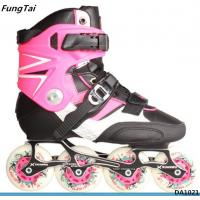 Buy cheap High Quanlity Semi Soft Inline Skate Shoes Roller Patins for Men and Women (DA1021) product