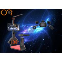 Quality Fully Immersive Virtual Reality Shooting Simulator 0.9 Kw 220V With 1*2.4*2.2m Size for sale