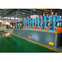 Buy cheap High Precision Straight Seam Ss Tube Mill Machine For 25-76mm Pipe Diameter product