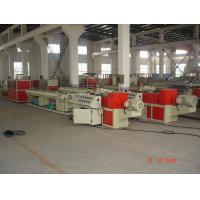 Buy cheap Garden PVC Tube Making MachineDouble Screw PVC Fiber Reinforced Hose Extrusion Line product