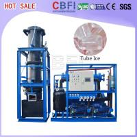 Buy cheap 1000 Kg - 30000 Kg Ice Tube Machine Maker Large Daily Capacity product