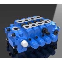 Buy cheap Hydraulic Multi Directional Control Valve 4GCJX-G18L for Engineering product